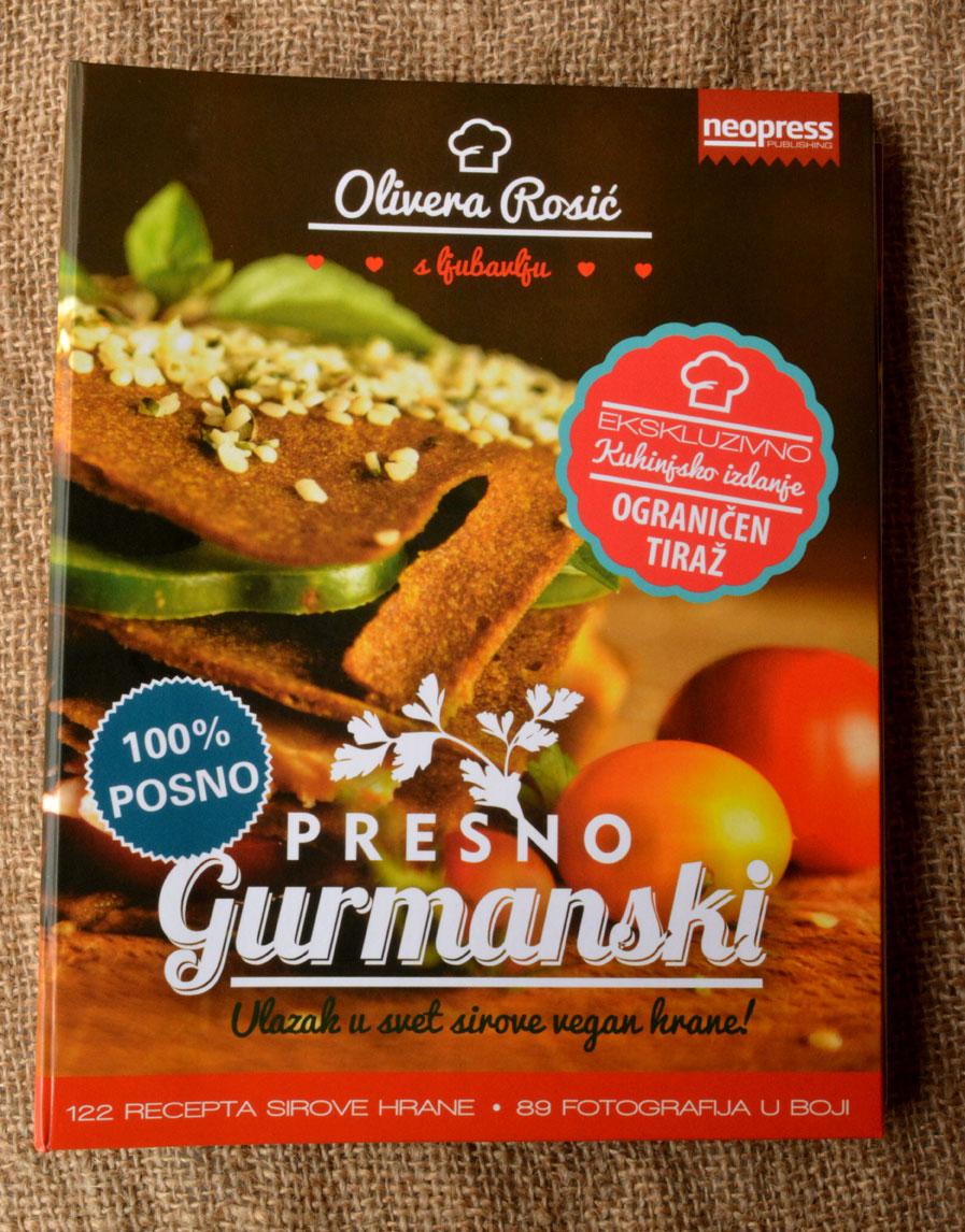 Presno gurmanski kuhinjsko izdanje